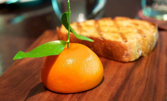 Meat Fruit di Heston Blumenthal