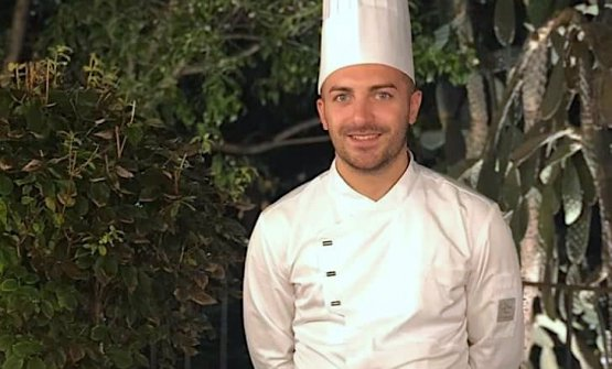 Mario Cortese, pastry chef classe 1991