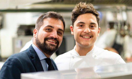 Benito Cascone e Daniele Lippi