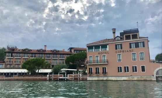 L'Hotel Belmond Cipriani di Venezia, indirizzo