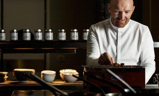 Alfio Ghezzi riapre al Mart e fa il pieno di novità: PicMart, GrillNic, delivery, chef a domicilio