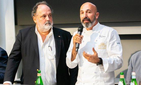 Paolo Marchi e Andrea Ribaldone