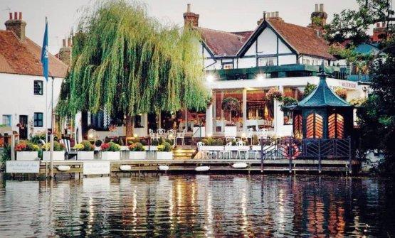 The Waterside Inn