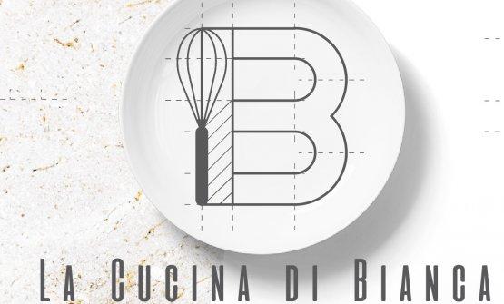 Il brand che Bianca Celano sta utilizzando per promuovere i nuovi progetti