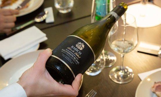 Black Label Sauvignon Blanc Babich