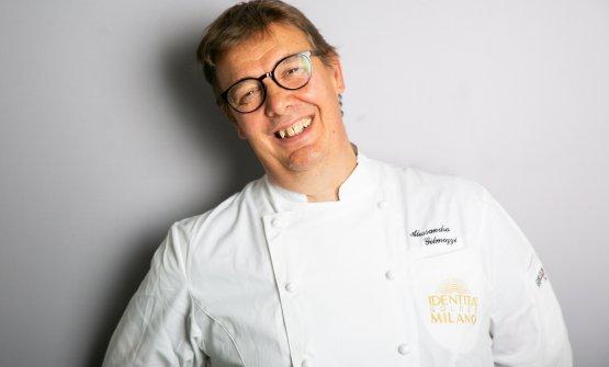 Alessandro Gilmozzi, classe 1965, è chef e patron