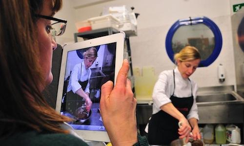 Loretta Fanella, born in 1981 is a pastry-chef fro