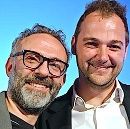 Tra le lezioni più attese, quella di Massimo Bottura e Daniel Humm, terzo e quarto cuoco del mondo nella classifica della World's 50Best