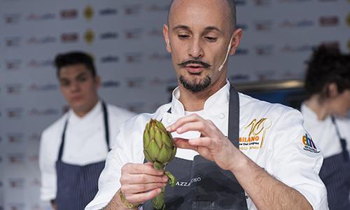 E ADESSO SFOGLIAMI. Enrico Crippa, chef del Piazza