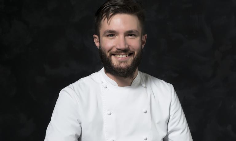 Daniele Pennati, chef at Hotel Roseg (Chiesa Valmalenco, Sondrio)