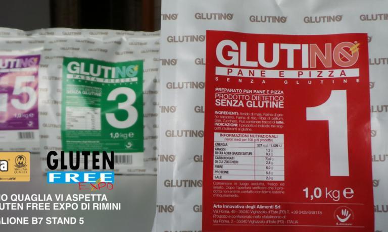 �I prodotti Glutin� di Molino Quaglia