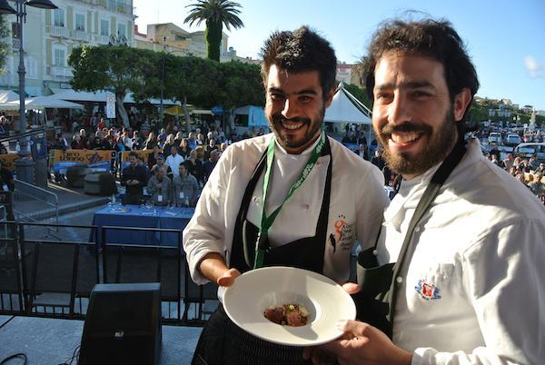 L'Italia al Girotonno 2013 a Carloforte sull'isola