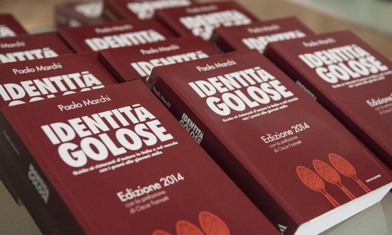 La settima edizione della Guida Identit� Golose ai ristoranti d'autore in Italia e nel mondo (foto Brambilla-Serrani)