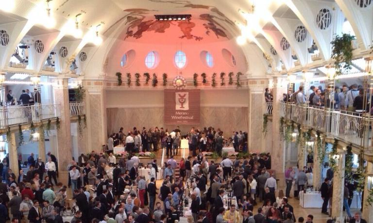 The 23rd edition of the Merano Wine Festival ended