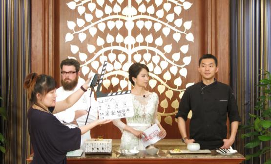 Greatest Chef China, a TV programme broadcasted on