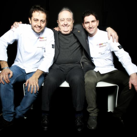 Alessandro Negrini e Fabio Pisani