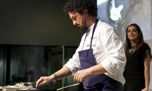 Il romagnolo Pier Giorgio Parini, per Regol: