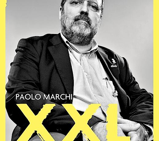The cover of Paolo Marchi's book, published by Mondadori