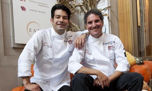 George Mendes, italo-portoghese del ristorante Ald