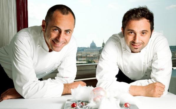 Francesco Apreda e Dario Nuti, volto salato e volt