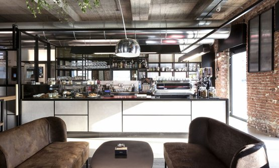 Caffè - Bakery