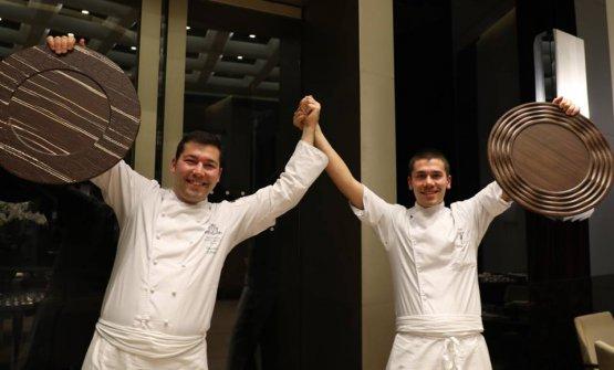 Vincenzo e Antonio Lebano