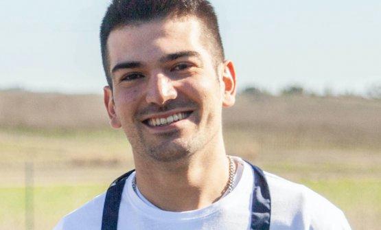 Marco Ardu, chef del Sa Scolla