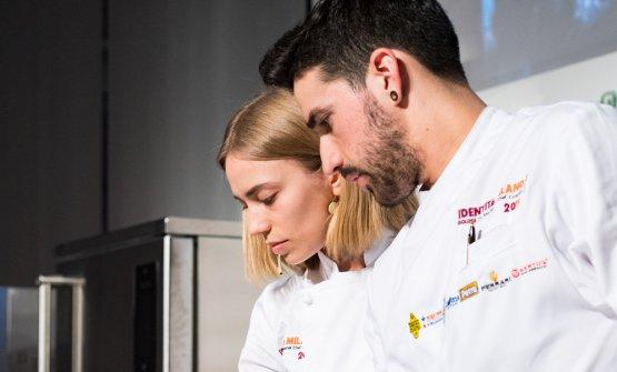 Isabella PotìconRogério Silva Miranda, nuovo sous chef delBros'. Lavorava alTicketsdiAlbert Adrià, a Barcellona