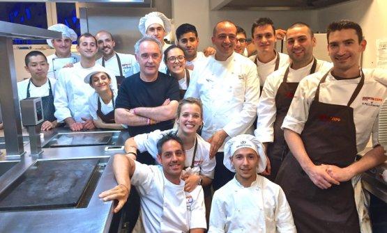 Di nuovo Ferran AdriàaIdentità Expo