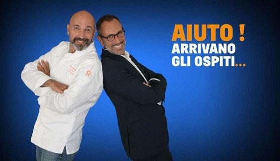 Da giovedì 29 novembre in seconda serata su LA5arriva laseconda edizione di Aiuto! Arrivano gli ospiti...