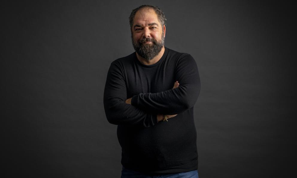 Raffaele Alajmo, 50 anni, maitre e imprenditore