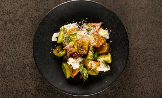 Pomodori verdi e fritti: la ricetta estiva di Vale