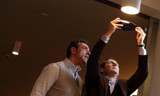 AlbertoCusumano e Mario Ronco