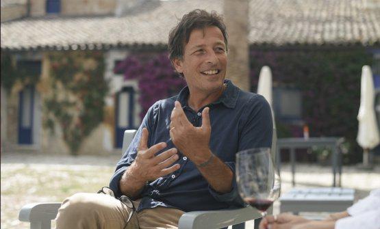 Alberto Tasca d'Almerita, ottava generazione e
