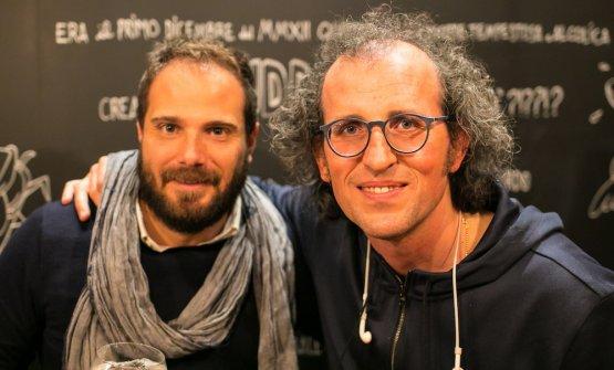 Saverio Borgia e Andrea Graziano