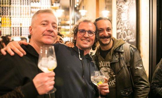 Graziano con Diego Rossi