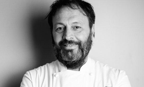 Ugo Alciati, classe 1967, chef del ristorante Guid