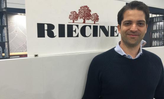 Alessandro Campatelli di Riecine, azienda che dedica le proprie energie al Sangiovese