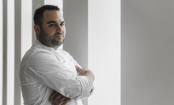 Alessandro Mecca, chef di Spazio7