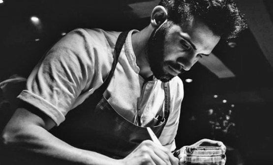 Alessandro Proietti Refrigeri, classe 1988, è il nuovo chef del Villa Naj, in Oltrepò Pavese