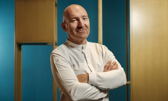 Alfio Ghezzi, chef del ristorante Senso, Alfio Ghe