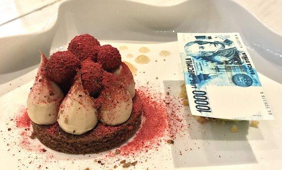 Con un deca, dessert di Beppe Allegretta