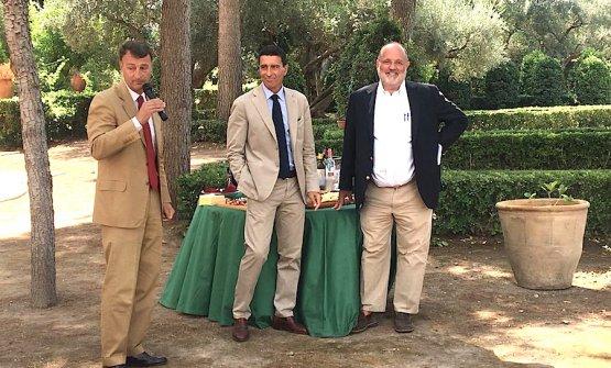 I fratelli Amedeo e Damiano Reale presentano Gloria, il vino creato per celebrare la memoria di loro madre