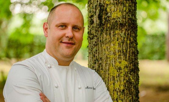 Lo chef che guida l'Aminta Resort