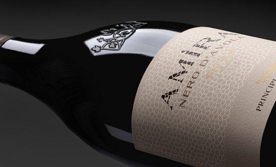 Amìra, il Nero d'Avola principe dei vini rossi della zona