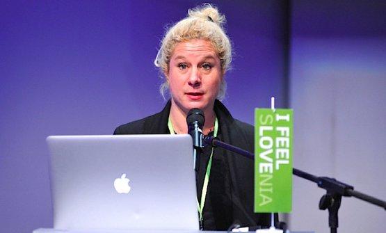 Ana Ros, esempio vincente del sistema Slovenia