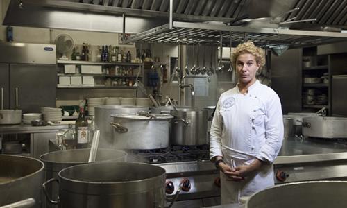 Ana Roš, la chef di Hiša Franko a Staro Selo, Ko