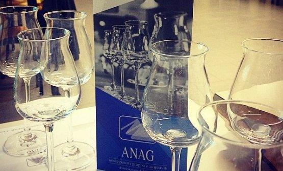 La Cena di fuoco dell'Anag ha annunciato i vincitori del 34° Concorso nazionale premio Alambicco d'Oro 2017