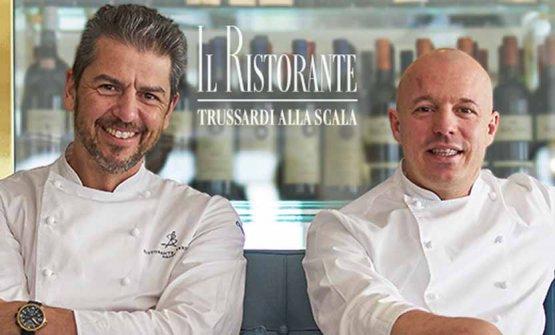 Andrea Berton e Roberto Conti