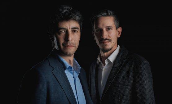 Andrea Pesce e Andrea Sala